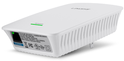 Linksys RE4000W N600 Dual-band Wireless Range Extender